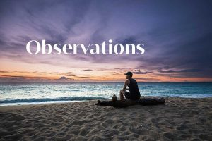 Observations-graphic